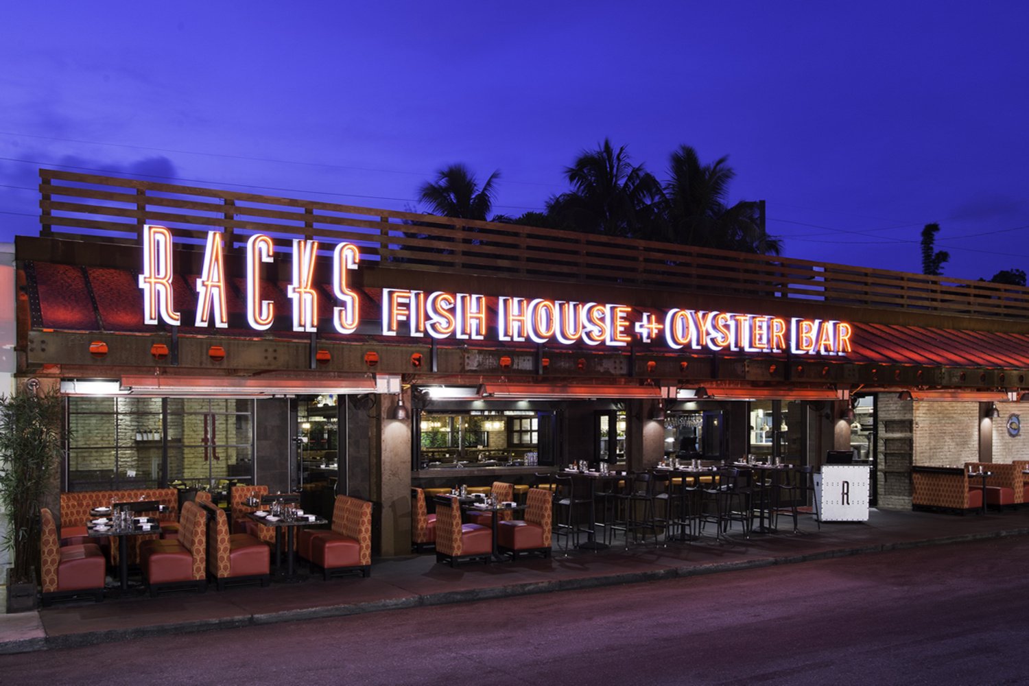 Racks Fish House + Oyster Bar